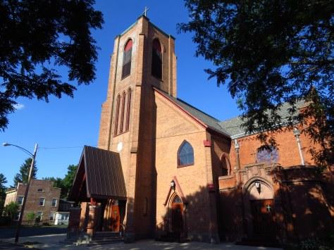 St. Augustine's Church Troy, NY