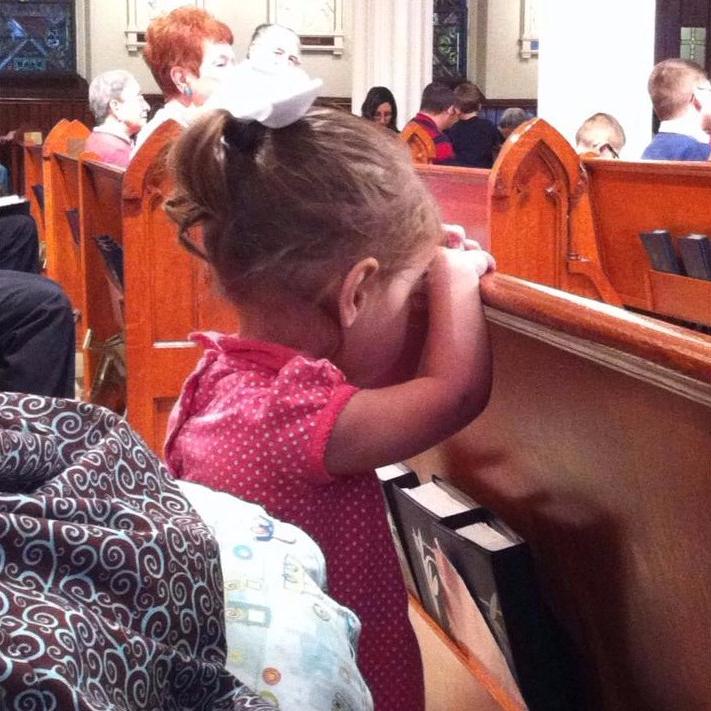 Lydia church angel
