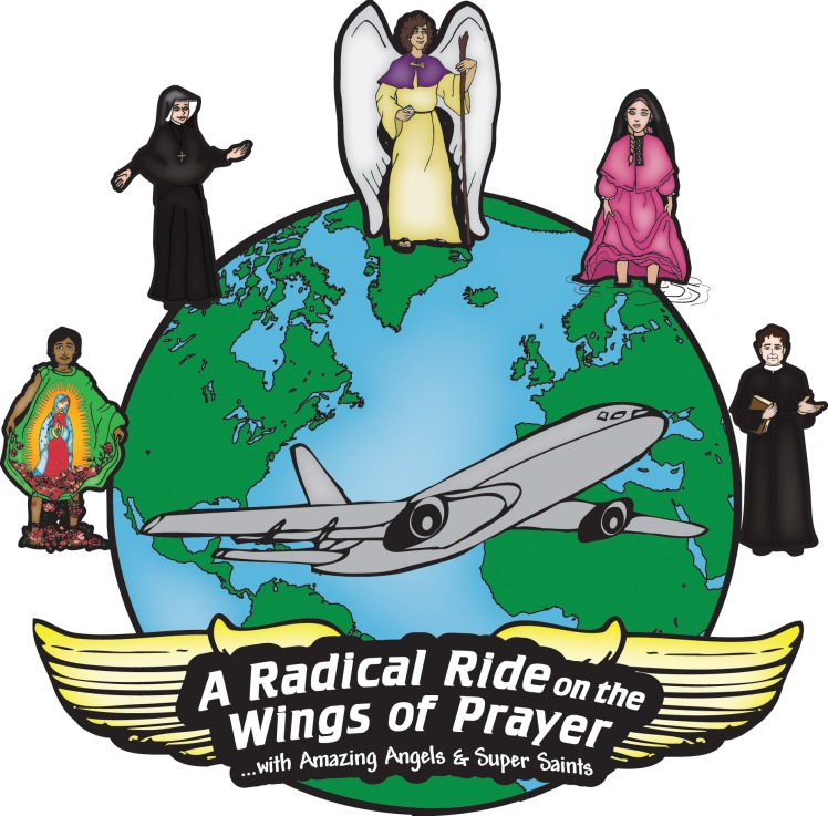 RADICAL RIDE WINGS LOGO