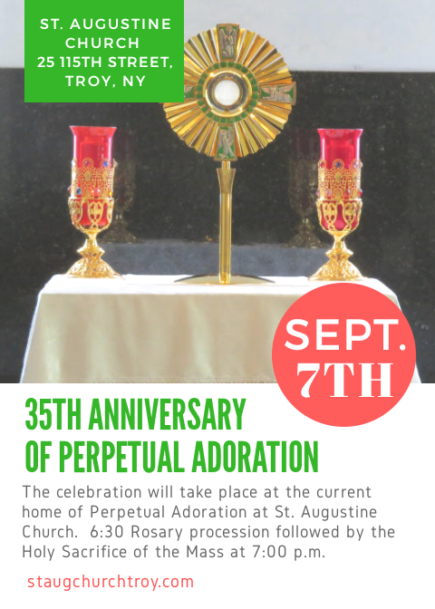 35th Perpetual Adoration