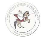Logo with crest transparent resize