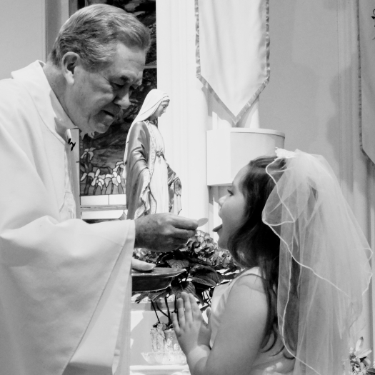 First Holy Communion girl1_2019