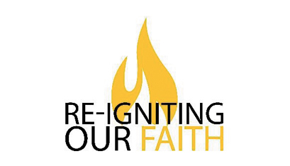 Re-Igniting Our Faith Logo